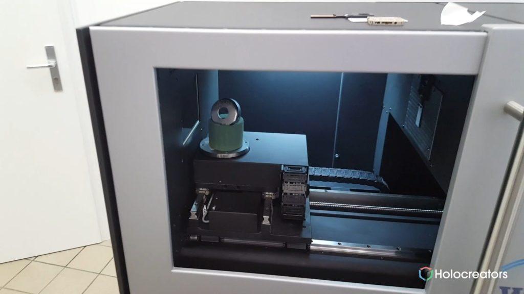 Das ist der 3D-CT-Scanner Tomoscope S von Werth.