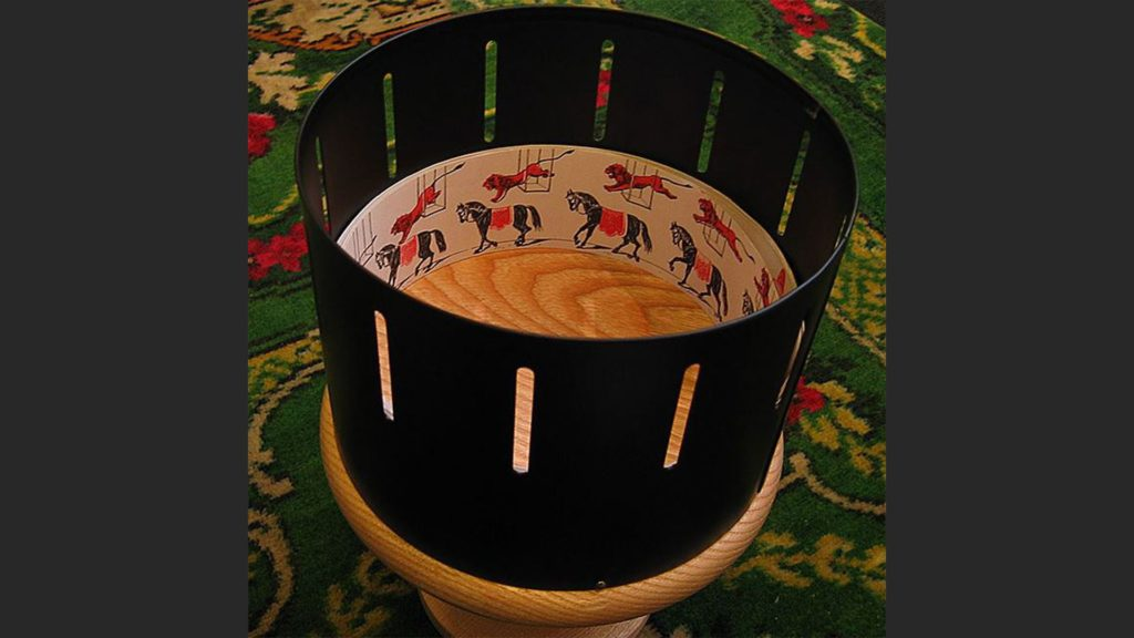 Old classic zoetrope